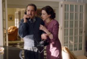 The Marvelous Mrs Maisel Season 3 Tony Shaloub Marin Hinkle