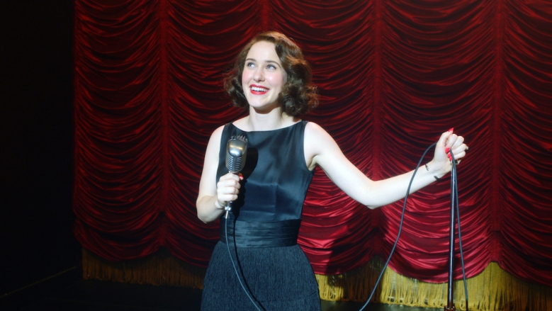 """The Marvelous Mrs. Maisel"" Season 3 Rachel Brosnahan"