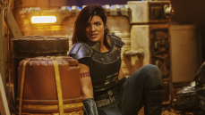 The Mandalorian Episode 4 Gina Carano