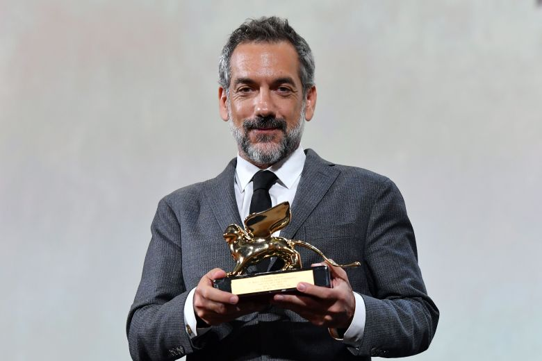 Golden Lion film Joker, director Todd PhillipsClosing ceremony, 76th Venice Film Festival, Italy - 07 Sep 2019