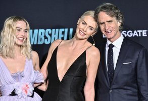 Margot Robbie, Charlize Theron, Jay Roach