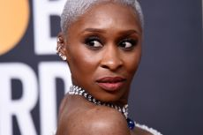 Cynthia Erivo77th Annual Golden Globe Awards, Arrivals, Los Angeles, USA - 05 Jan 2020