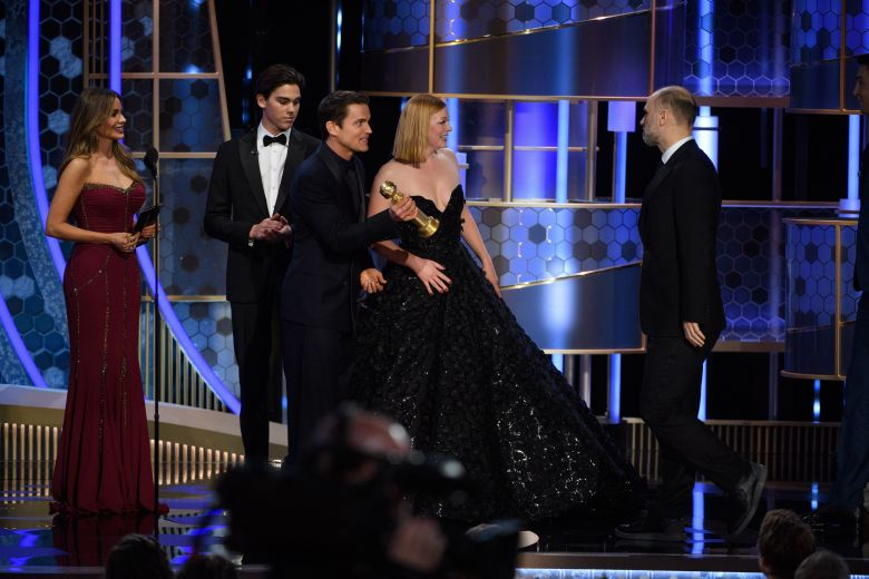 Succession Golden Globes