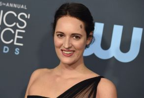 Phoebe Waller-Bridge arrives at the 25th annual Critics' Choice Awards, at the Barker Hangar in Santa Monica, Calif25th Annual Critics' Choice Awards - Arrivals, Santa Monica, USA - 12 Jan 2020