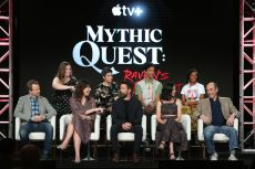 """Mythic Quest"""