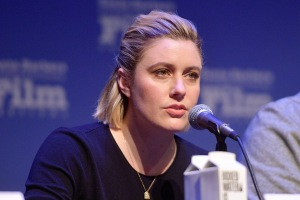 Greta Gerwig Shines at Santa Barbara Film Festival 'It Starts With the Script' Panel — Video