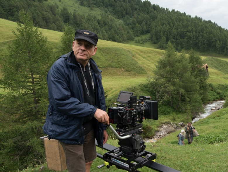 """""""A Hidden Life"""" cinematographer Joerg Widmer"""