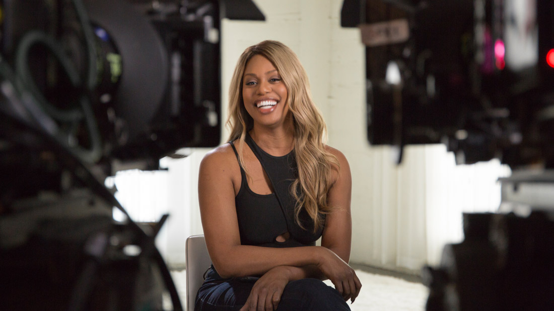 Disclosure Review: Laverne Cox's Moving Survey of Trans Representation |  IndieWire