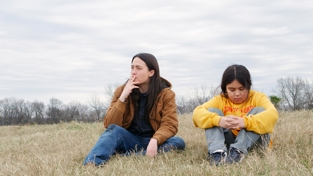 Lily Gladstone and Julian Ballentyne appear in <i>Little Chief</i> by Erica Tremblay, an official selection of the Shorts Programs at the 2020 Sundance Film Festival. Courtesy of Sundance Institute | photo by Marshall Stief.All photos are copyrighted and may be used by press only for the purpose of news or editorial coverage of Sundance Institute programs. Photos must be accompanied by a credit to the photographer and/or 'Courtesy of Sundance Institute.' Unauthorized use, alteration, reproduction or sale of logos and/or photos is strictly prohibited.