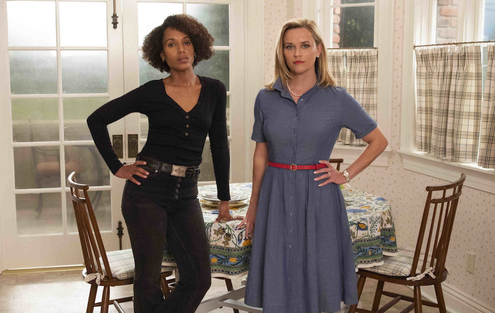 """Kerry Washington, Reese Witherspoon, """"Little Fires Everywhere"""""""