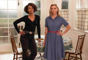 "Kerry Washington, Reese Witherspoon, ""Little Fires Everywhere"""