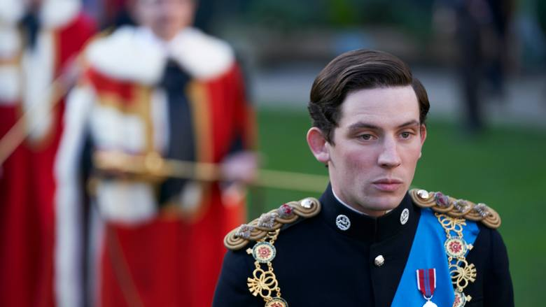 Josh O'Connor as Prince Charles in
