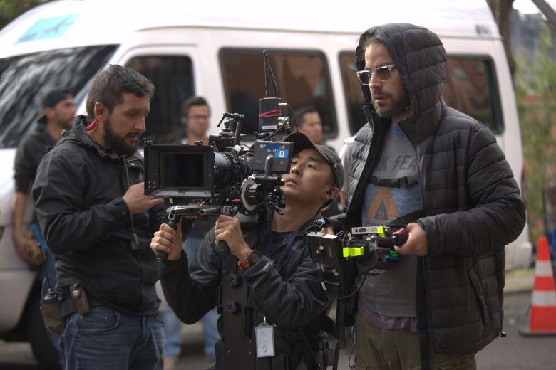 """Behind the scenes of shooting """"Blast Beat"""""""