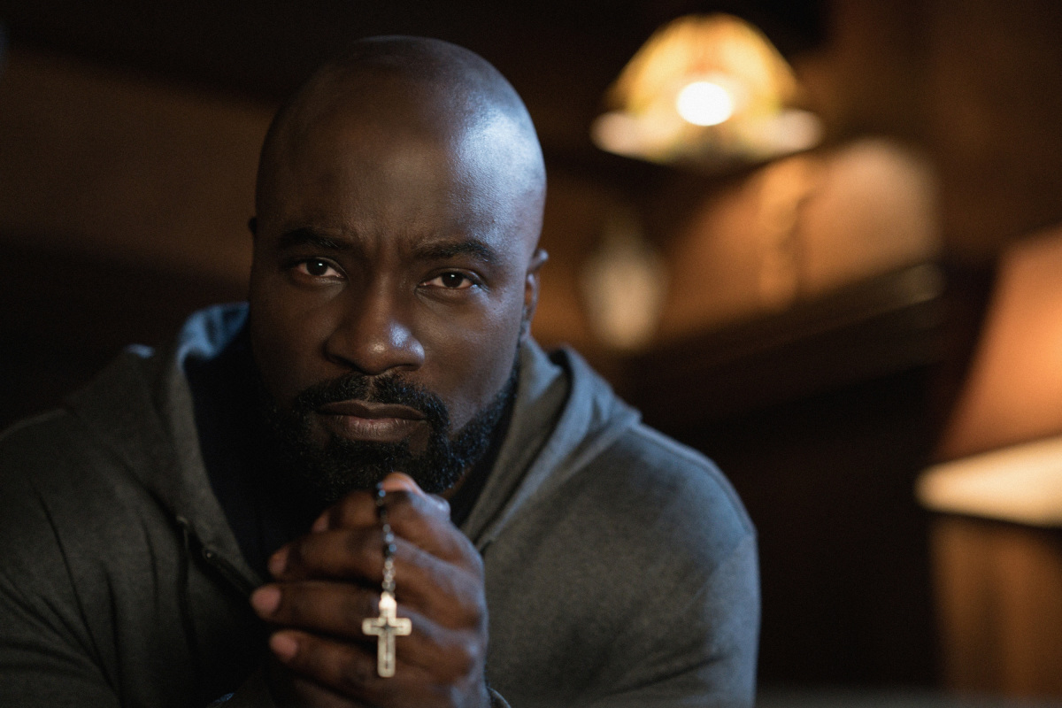 Evil David Acosta CBS Mike Colter