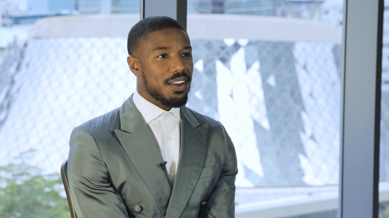 'Just Mercy': Michael B. Jordan Recruited