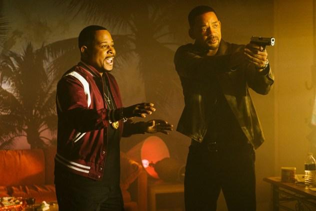 'Bad Boys for Life' Drives a Jolly January at the Box Office