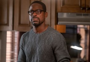 "THIS IS US -- ""So Long, Marianne"" Episode 409 -- Pictured: Sterling K. Brown as Randall -- (Photo by: Ron Batzdorff/NBC)"