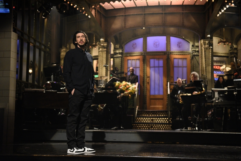 "Adam Driver, ""Saturday Night Live"""