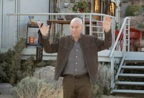 Star Trek Picard Episode 2 Patrick Stewart
