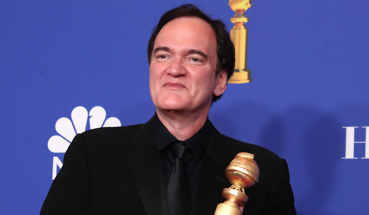 Quentin Tarantino Hints at 'Star Trek' Exit: 'I Don't Think I'm Going to Direct It'