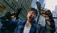 "Daniel Radcliffe in ""Guns Akimbo"""