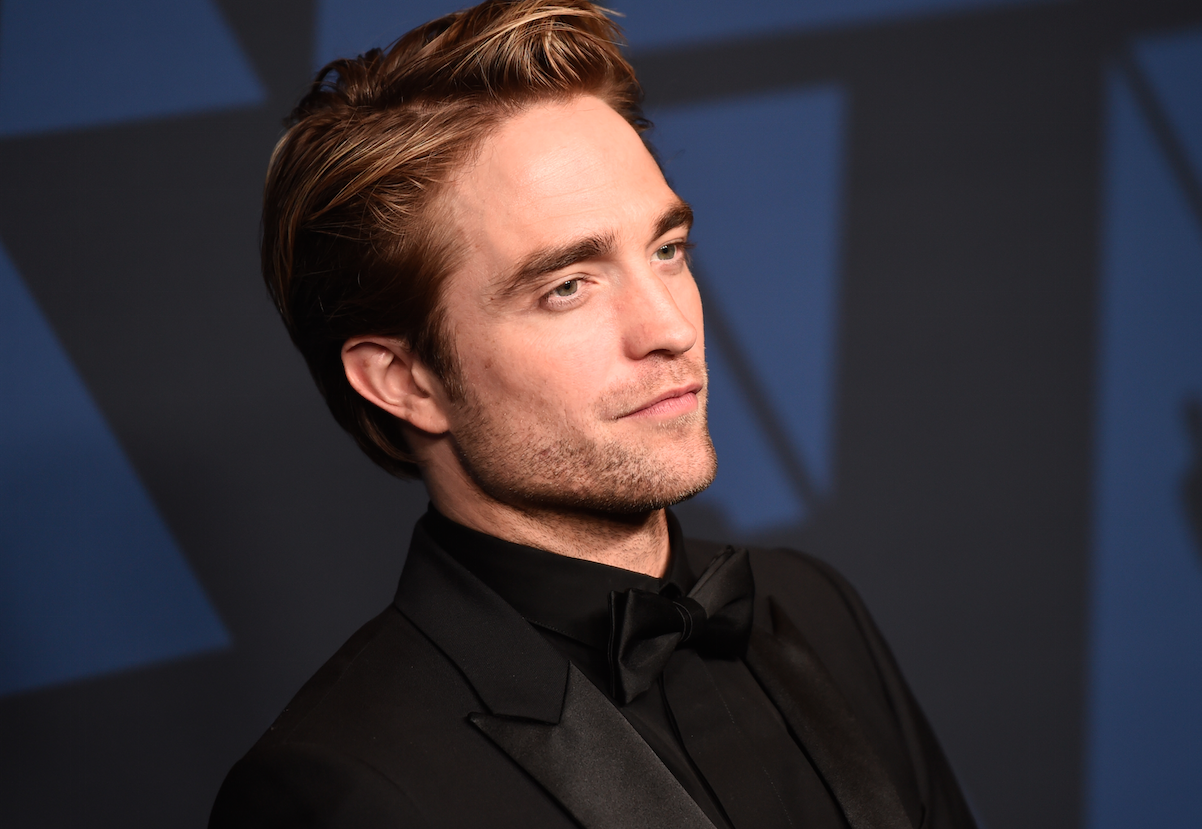 Robert Pattinson Is Most Beautiful Man In The World, Say
