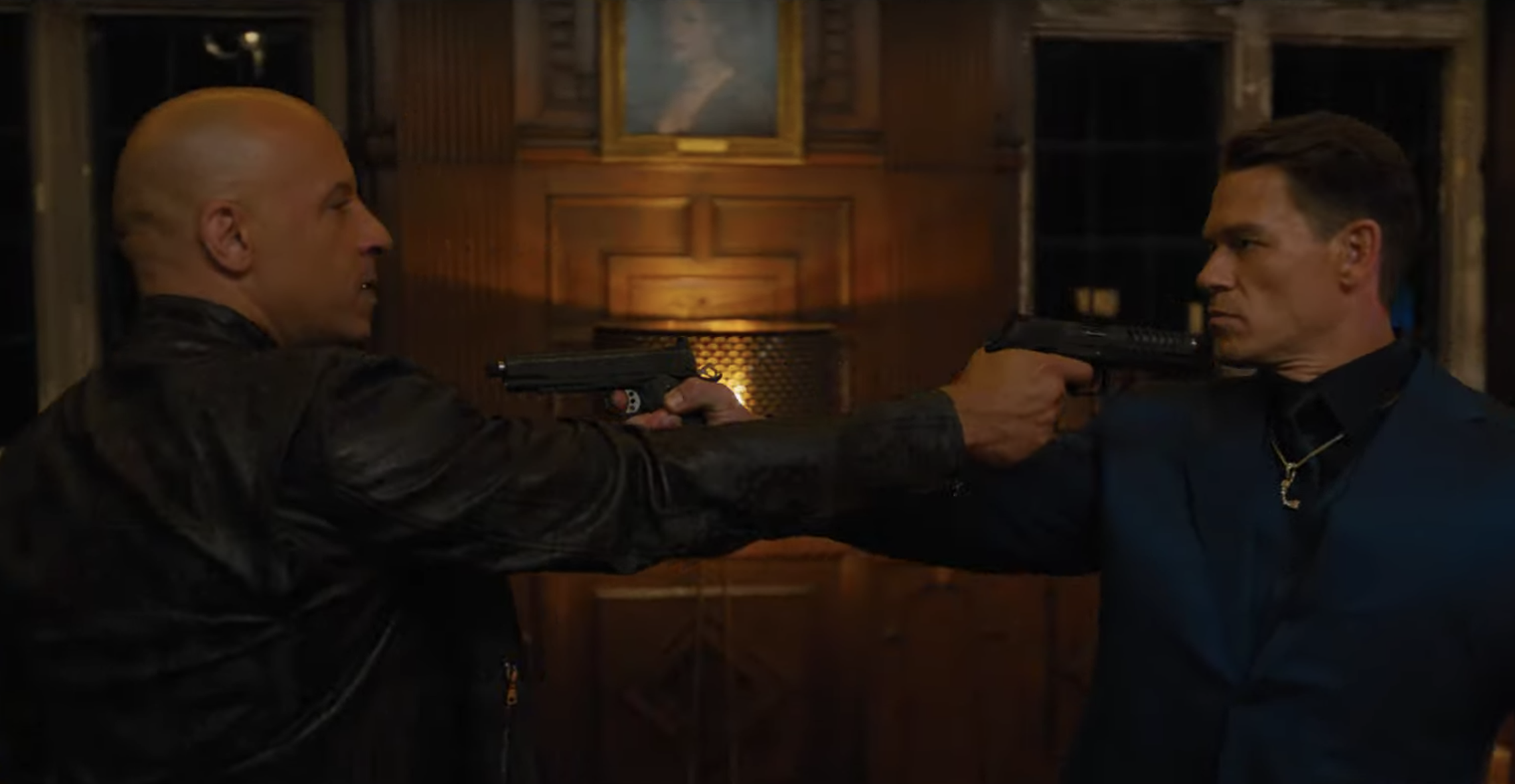 Fast & Furious 9' Trailer Stars Vin Diesel and John Cena   IndieWire