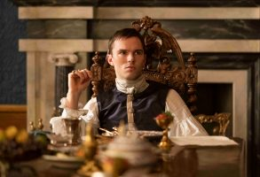 """Nicholas Hoult, """"The Great"""""""