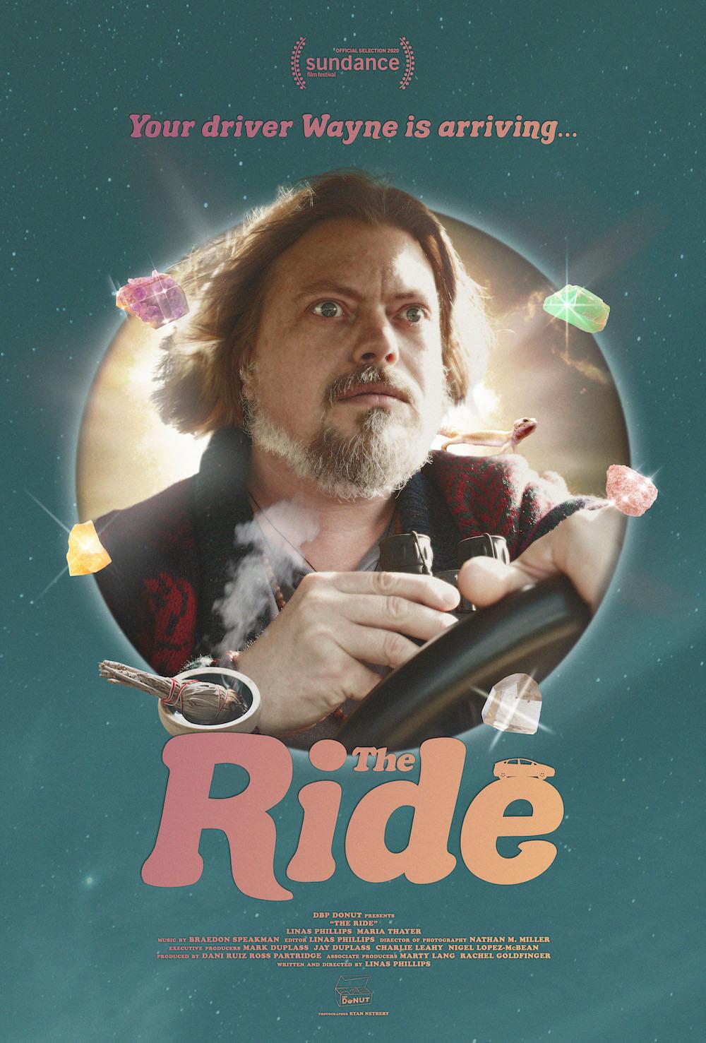 The Ride Sundance Mark Duplass