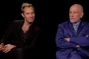 'The New Pope': Jude Law and John Malkovich on Why Their Popes Have to Be So Wonderfully Weird