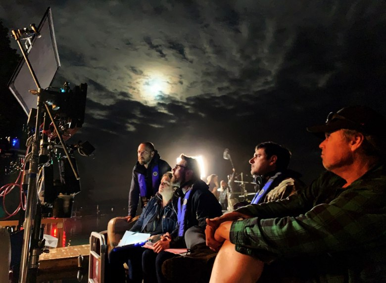 """Behind the Scenes of Shooting """"The Night House"""""""