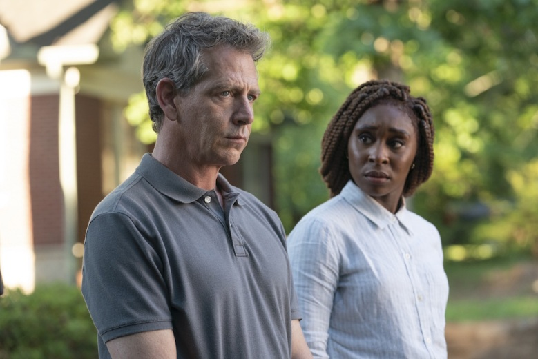 The Outsider HBO Ben Mendelsohn Cynthia Erivo