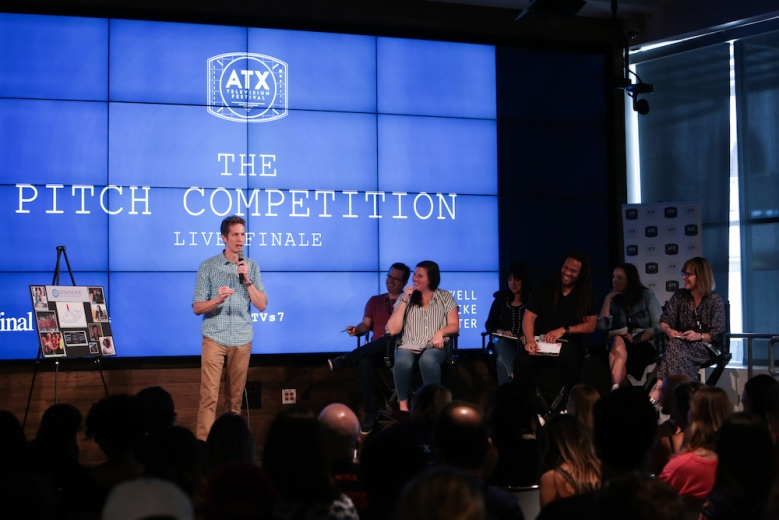 ATX Festival Pitch Competition