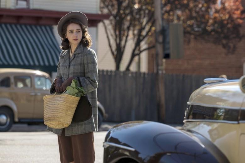 The Plot Against America HBO Zoe Kazan