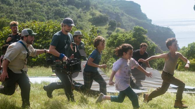 """Behind the scenes of shooting """"Wendy"""""""