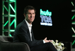 Craig Erwich, Senior Vice President, Originals'Craig Erwich', HULU, TCA Winter Press Tour, Panels, Los Angeles, USA - 17 Jan 2020