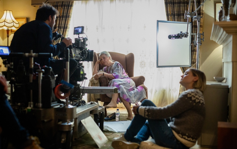 """Behind the scenes of shooting """"Relic"""""""