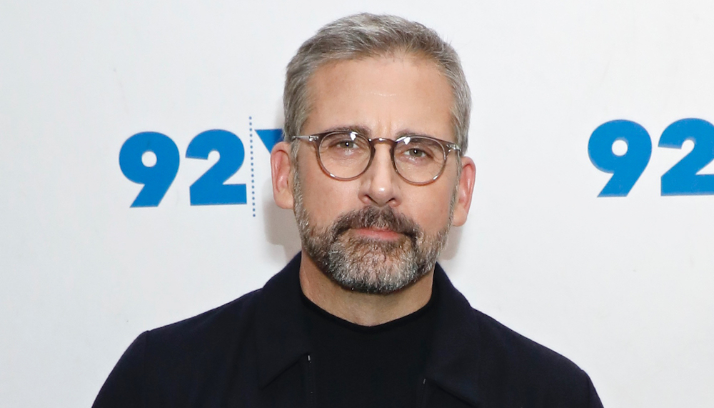 Steve Carell92Y presents Steve Carell, New York, USA - 20 Dec 2018