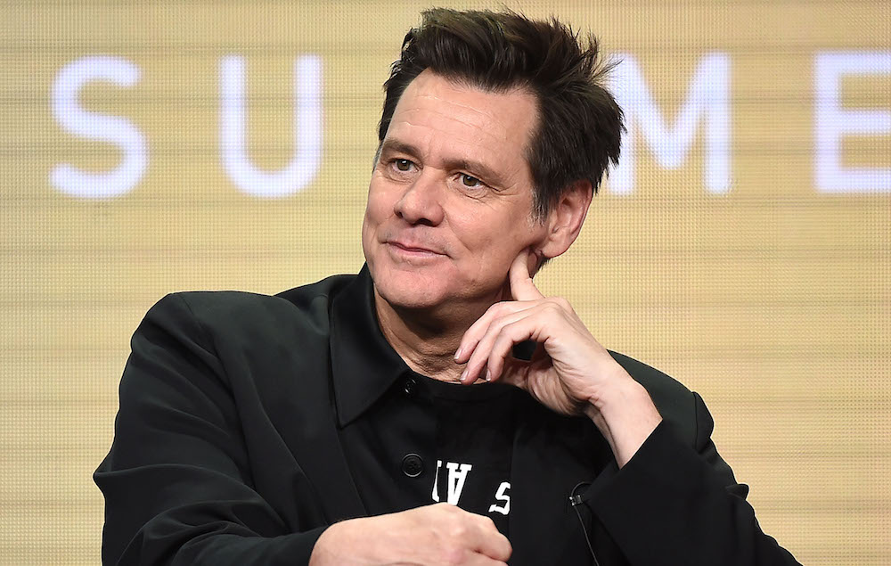 Jim Carrey Is Done with Donald Trump, Turns Artistic Energy to 'Great Art' Like 'Parasite'