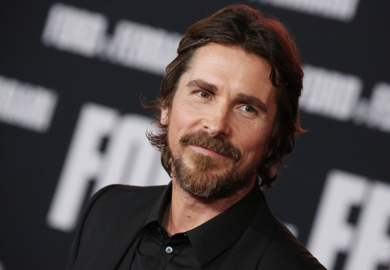 Christian Bale'Ford v Ferrari' film premiere, Arrivals, TCL Chinese Theatre, Los Angeles, USA - 04 Nov 2019