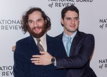 Joshua Safdie and Ben SafdieNational Board of Review Annual Awards Gala, Arrivals, Cipriani 42nd Street, New York, USA - 08 Jan 2020