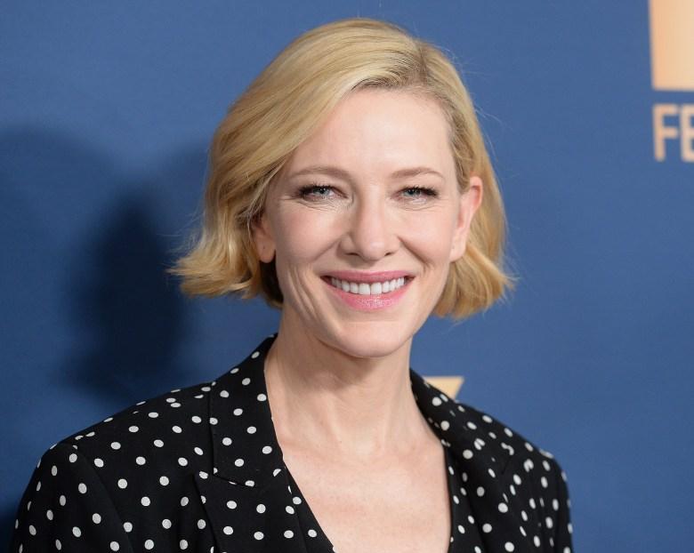 케이트 BlanchettFX 네트워크 TCA 겨울 프레스 투어 스타 워크, 도착, 로스 앤젤레스, 미국-2020 년 1 월 9 일