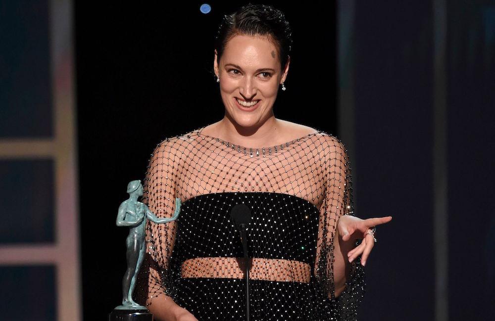 Phoebe Waller-Bridge SAG Awards 2020