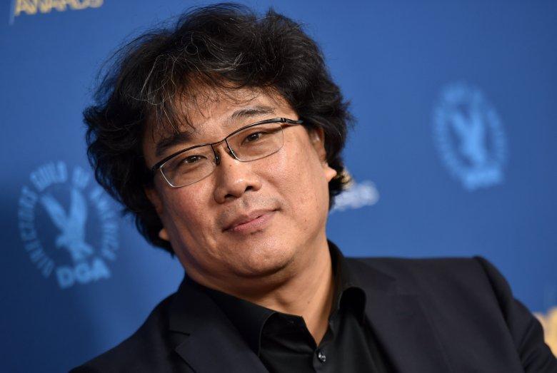 Bong Joon Ho72nd Annual Directors Guild of America Awards, Arrivals, The Ritz-Carlton, Los Angeles, USA - 25 Jan 2020