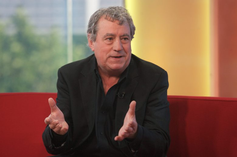 Editorial use onlyMandatory Credit: Photo by Steve Meddle/Shutterstock (1345656ag)Terry Jones'Daybreak' TV Programme, London, Britain - 14 Jun 2011