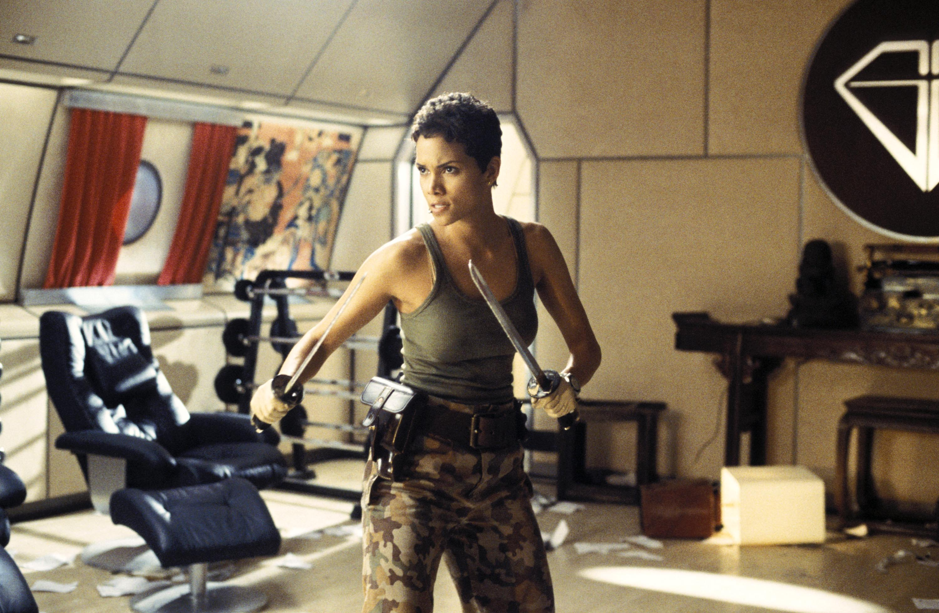 Halle Berry's Bond Spinoff Was Killed Over Budget Fears, Enraging 007 Producer