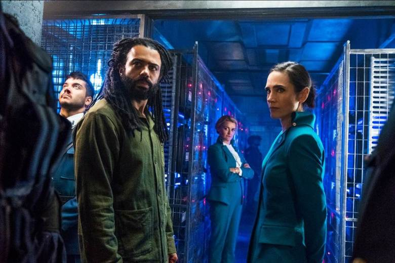 Snowpiercer TNT Series Daveed Diggs and Jennifer Connelly