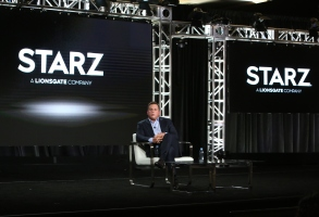 Jeffrey A. Hirsch, President and CEO of StarzExecutive Session, Starz TCA Winter Press Tour, Panels, Los Angeles, USA - 14 Jan 2020