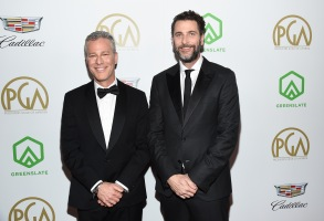 Brad Fuller and Andrew Form30th Annual Producers Guild Awards, Arrivals, The Beverly Hilton, Los Angeles, USA - 19 Jan 2019