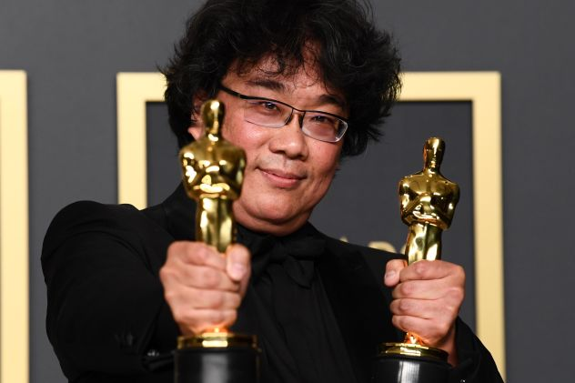 Behind the Scenes of Bong Joon Ho's Oscar-Winning 'Parasite' PR Campaign
